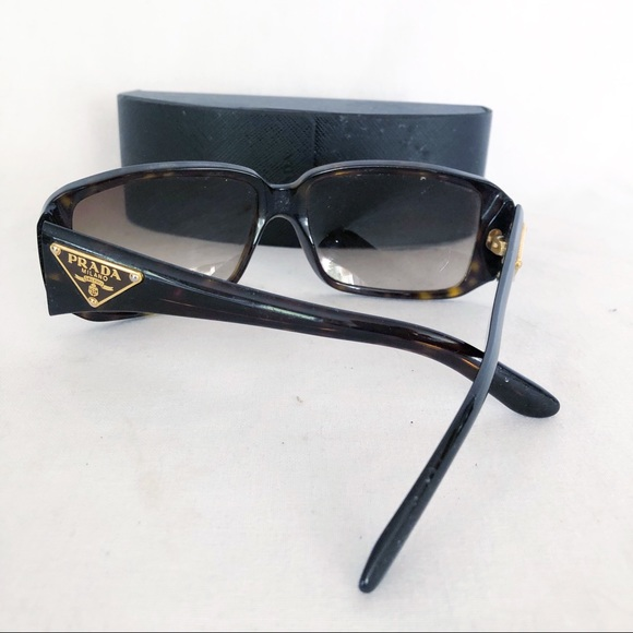 d7108420d0cd Prada tortoiseshell sunglasses with case authentic.  M_5cdd43068d6f1a55ce085fe6